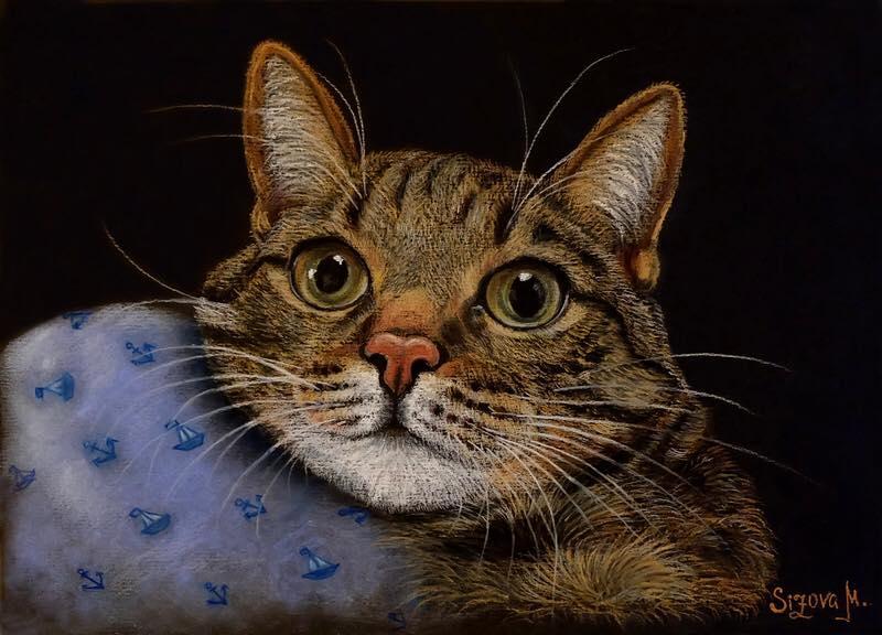коты Mara Sizova
